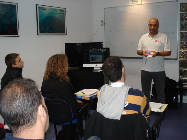 Solidarity Diving and Responsible Tourism training organized by SoliDive