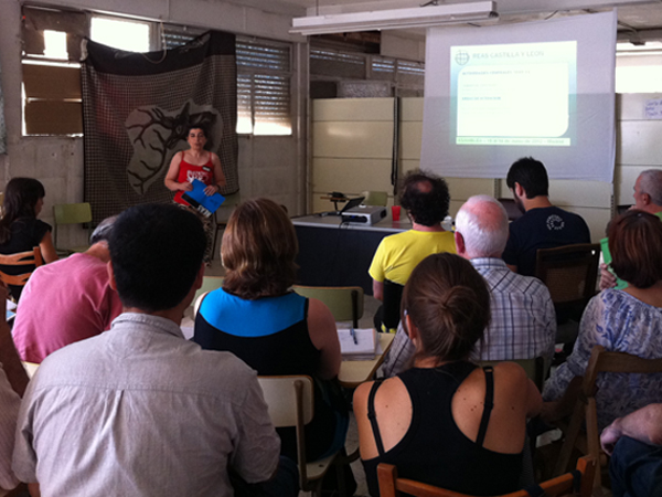 SoliDive in the National Meeting of Social and Solidarity Economy of REAS.