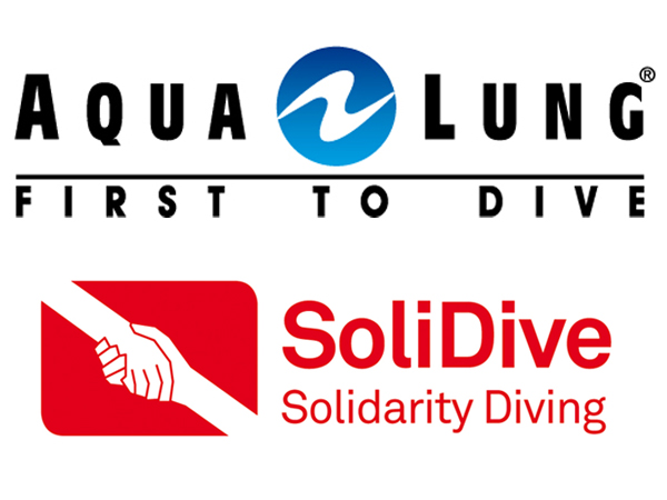 Aqualung donates snorkel equipment to support SoliDive Centers