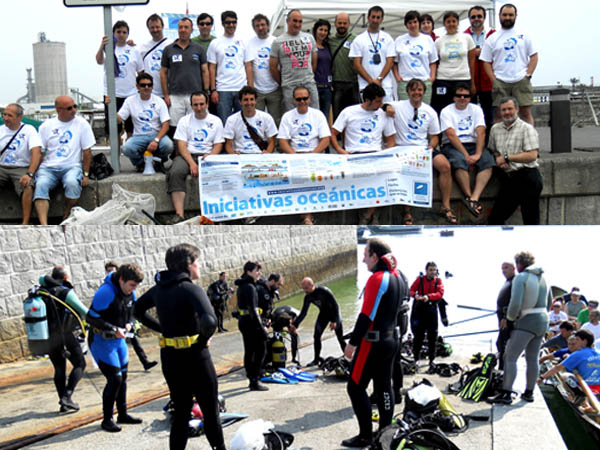 SoliDive launches in the Basque Country in partnership with the Marefondum Association