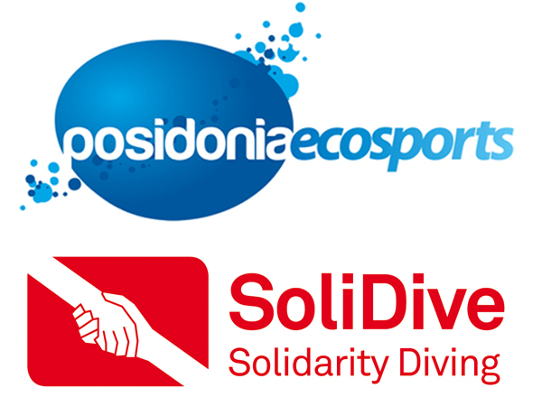 Posidonia Ecosports becomes the latest Solidary Dive Centre to become associated with SoliDive
