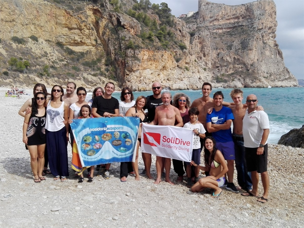 Responsable Tourism and Solidarity Diving Activity in